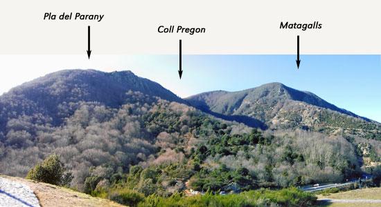 Senderisme i teca montseny sant mar al matagalls for Les piscines del montseny