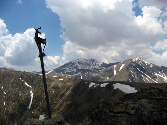 Pic de Serra Gallinera